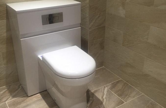 Oakham – Alsthorpe Road – Shower Room Project