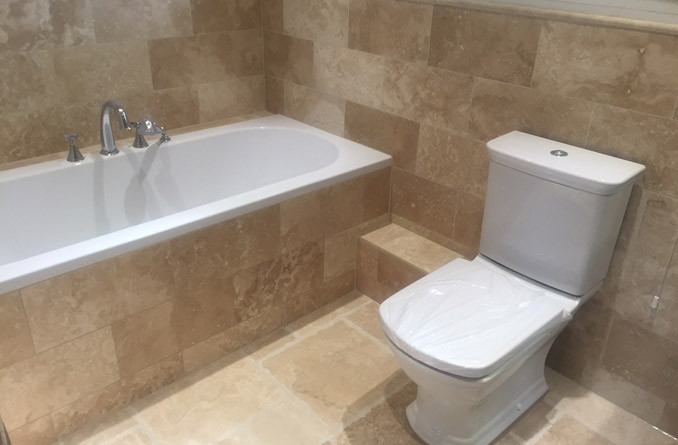 Lyddington – Windmill Way Bathroom Project