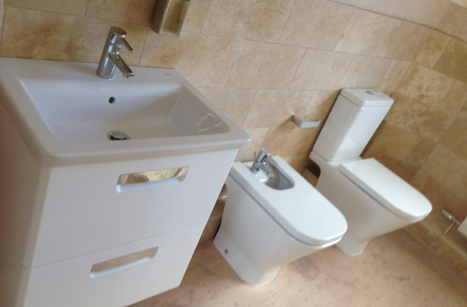 Market Harborough – Hallaton Bathroom Project