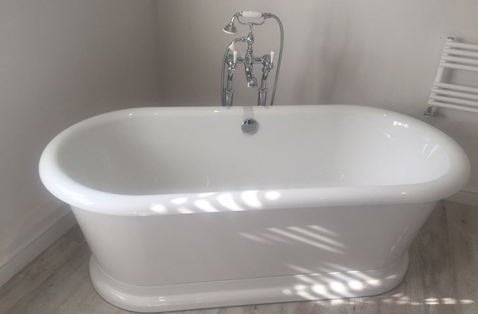 Market Harborough – Hallaton – Bathroom Project