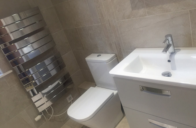 Stamford Emlyns Street Shower Room Kitchen and Bedroom All Water Solutions 10